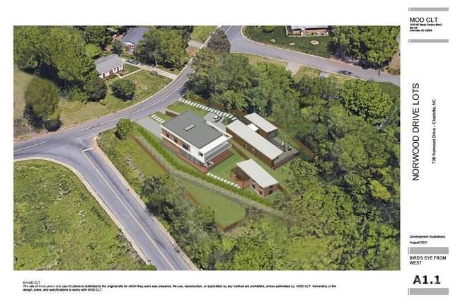 706 Norwood Drive, Charlotte, NC 28208 (#3786278) :: Caulder Realty and Land Co.