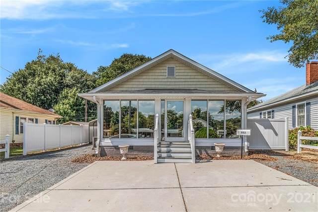 953 N Cannon Boulevard N, Kannapolis, NC 28083 (#3786289) :: Carlyle Properties
