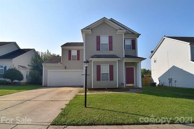 3829 Thomas Ridge Drive, Charlotte, NC 28269 (#3786303) :: The Ordan Reider Group at Allen Tate