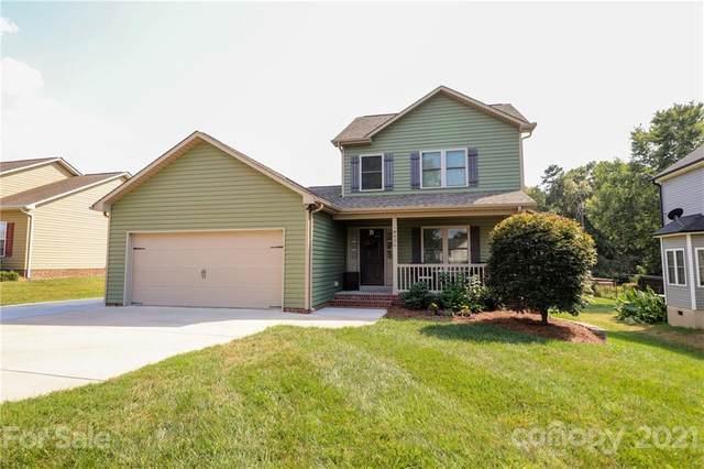 8606 Lee Street, Mount Pleasant, NC 28124 (#3786313) :: Homes Charlotte
