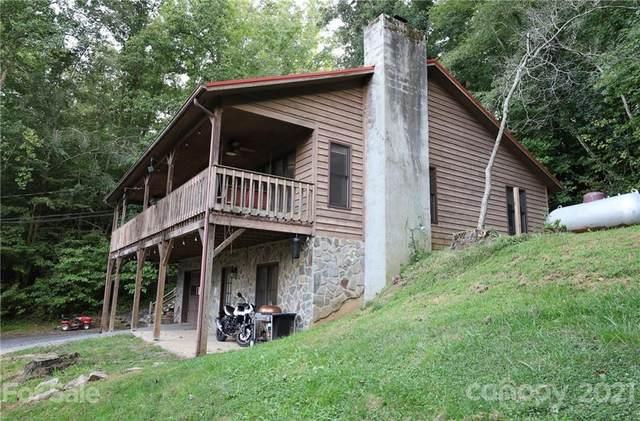 263 Cedar Rock Road, Waynesville, NC 28786 (#3786344) :: High Vistas Realty