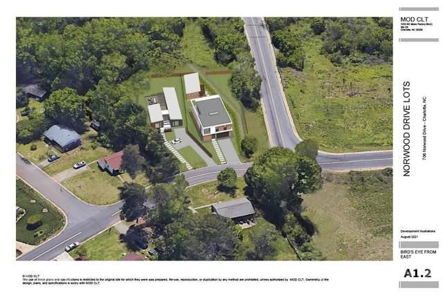 0 Norwood Drive, Charlotte, NC 28208 (#3786356) :: Caulder Realty and Land Co.