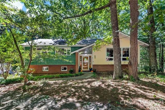 53 Sleepy Hollow Drive, Asheville, NC 28805 (#3786357) :: Homes Charlotte