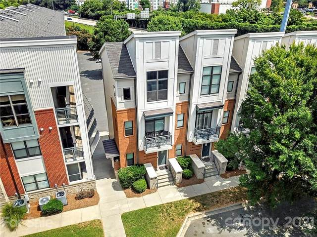 923 E 8th Street, Charlotte, NC 28204 (#3786375) :: Rhonda Wood Realty Group