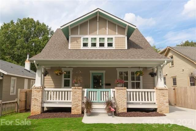 3627 Oakwood Avenue, Charlotte, NC 28205 (#3786388) :: Carver Pressley, REALTORS®