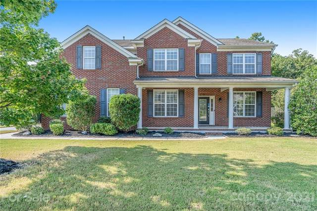 6309 Crosshall Place, Waxhaw, NC 28173 (#3786392) :: Exit Realty Elite Properties