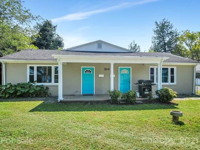504 E First Street, Cherryville, NC 28021 (#3786401) :: Keller Williams South Park