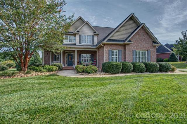 2618 Flagstone Court, Shelby, NC 28152 (#3786419) :: MOVE Asheville Realty
