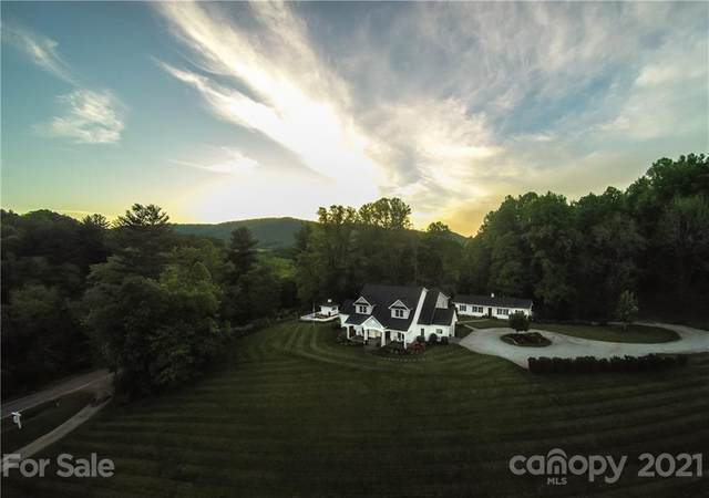 400 Ray Hill Road, Mills River, NC 28759 (#3786425) :: Scarlett Property Group