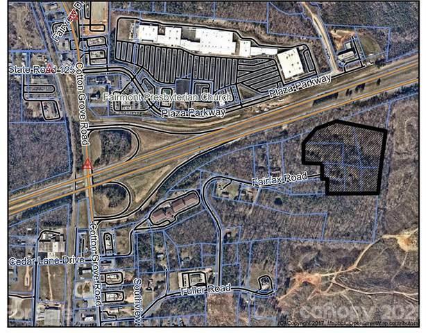 0 Fairfax Road, Lexington, NC 27292 (#3786426) :: Keller Williams South Park