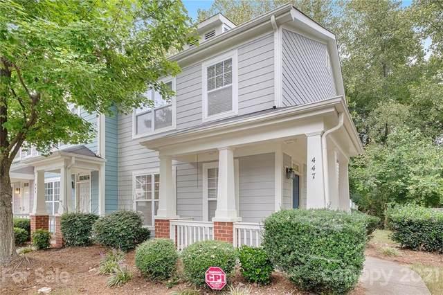 447 Hurston Circle, Charlotte, NC 28208 (#3786487) :: Besecker Homes Team
