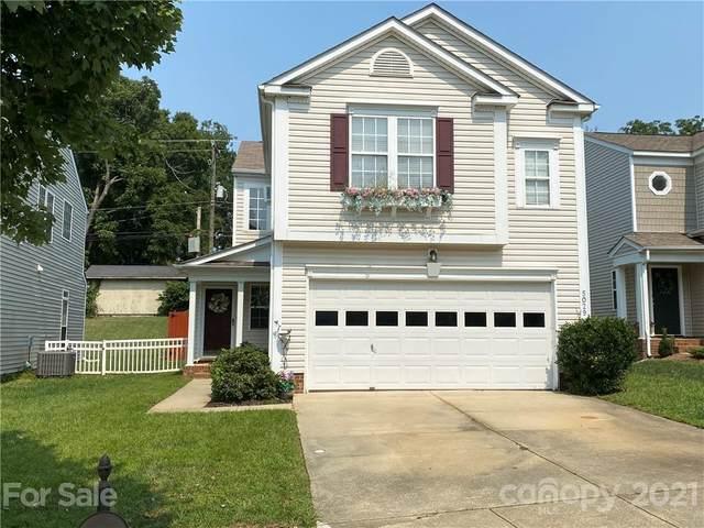 5029 Silabert Avenue, Charlotte, NC 28205 (#3786503) :: Besecker & Maynard Group
