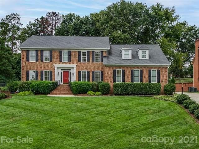 700 Barington Place, Matthews, NC 28105 (#3786508) :: Briggs American Homes
