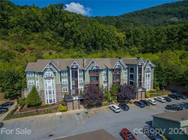 2000 Olde Eastwood Village Boulevard C207, Asheville, NC 28803 (#3786519) :: Lake Wylie Realty