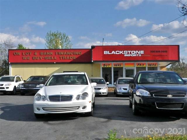 3800 Tryon Street, Charlotte, NC 28206 (#3786528) :: Carver Pressley, REALTORS®
