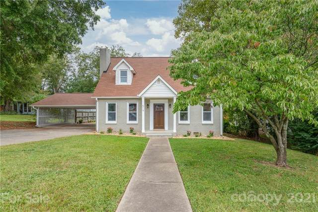 519 Madison Street, Lincolnton, NC 28092 (#3786529) :: Carlyle Properties