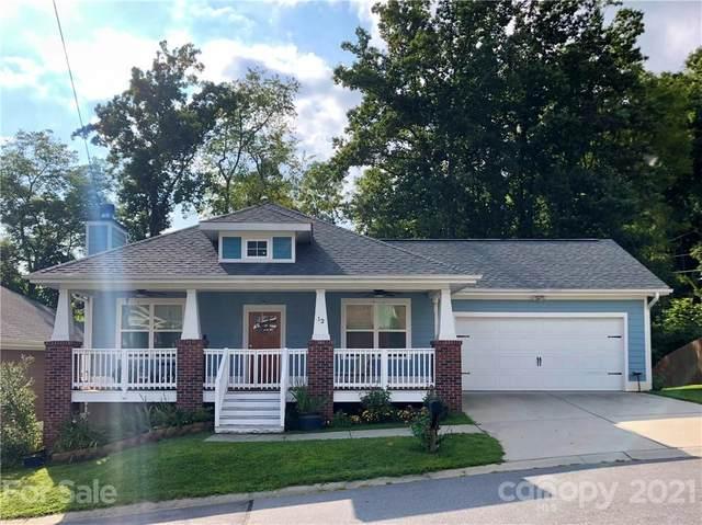 12 Teems Lane, Asheville, NC 28805 (#3786547) :: Home Finder Asheville