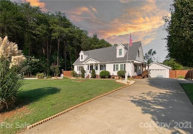 430 Miller Chapel Road, Salisbury, NC 28147 (#3786563) :: Briggs American Homes