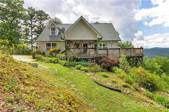 612 Old Home Place Road, Tuckasegee, NC 28783 (#3786595) :: Mossy Oak Properties Land and Luxury