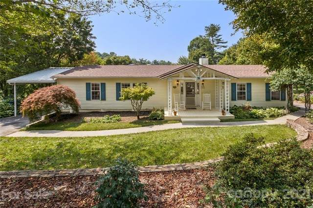 87 Morgan View Drive, Mills River, NC 28759 (#3786613) :: BluAxis Realty