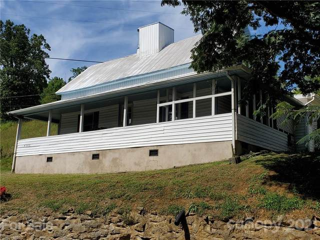 4580 Little Pine Road, Marshall, NC 28753 (#3786670) :: Keller Williams South Park