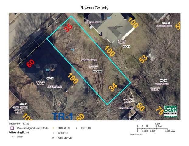 213 S Shaver Street, Salisbury, NC 28144 (#3786681) :: LePage Johnson Realty Group, LLC