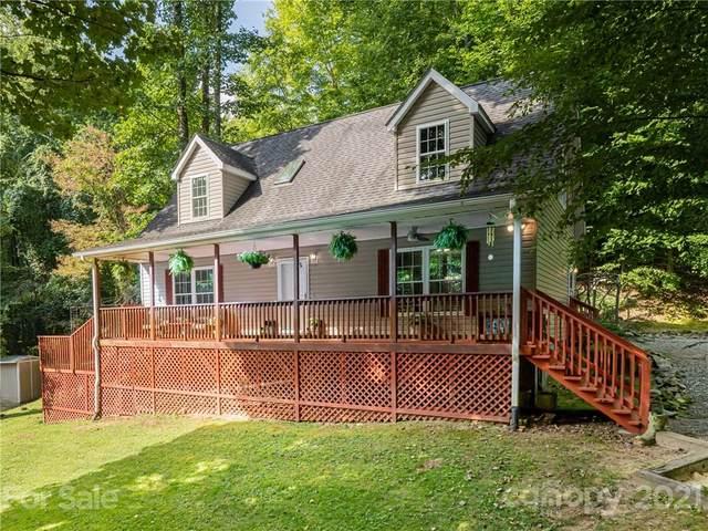 34 Boxturtle Road, Candler, NC 28715 (#3786682) :: Home Finder Asheville