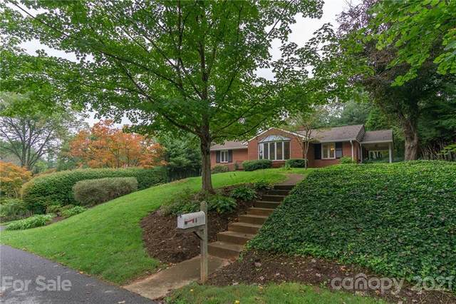 6 Woodcrest Road, Asheville, NC 28804 (#3786730) :: Briggs American Homes