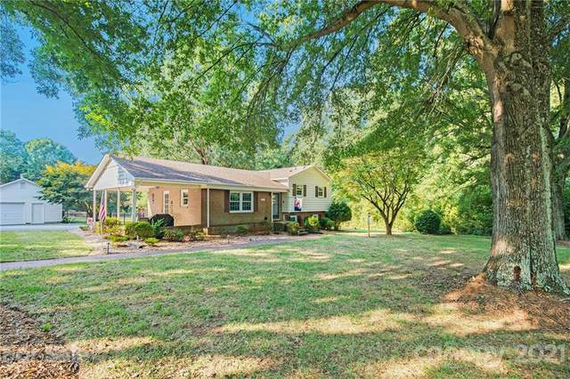 2245 Bostian Road, China Grove, NC 28023 (#3786733) :: Odell Realty