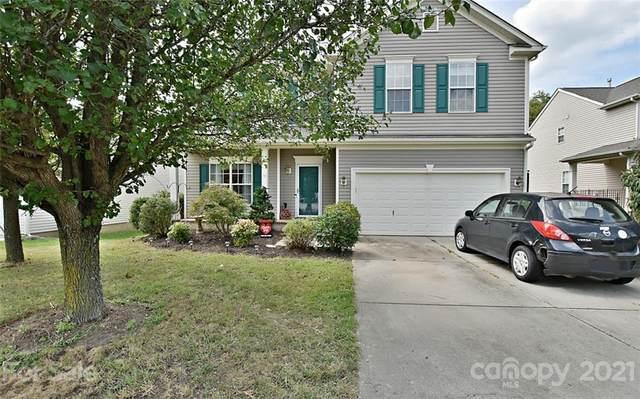 6722 Thistle Down Drive, Harrisburg, NC 28075 (#3786740) :: MartinGroup Properties