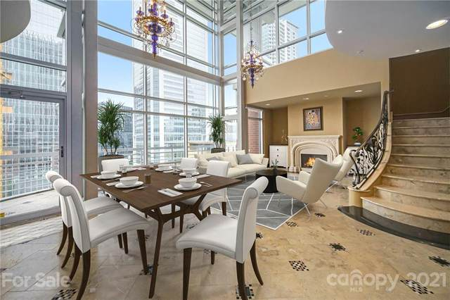 435 S Tryon Street #900, Charlotte, NC 28202 (#3786754) :: Odell Realty