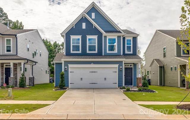 6126 Hampstead Pond Lane #13, Matthews, NC 28105 (#3786799) :: Briggs American Homes
