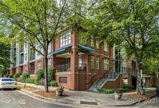 1101 W 1st Street #307, Charlotte, NC 28202 (#3786803) :: BluAxis Realty