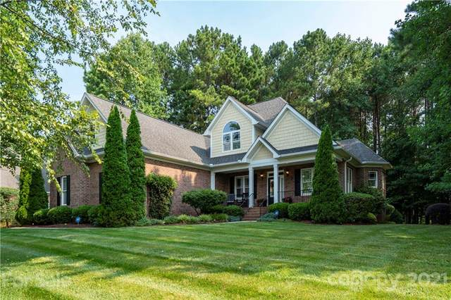 159 Northington Woods Drive #66, Mooresville, NC 28117 (#3786829) :: Briggs American Homes