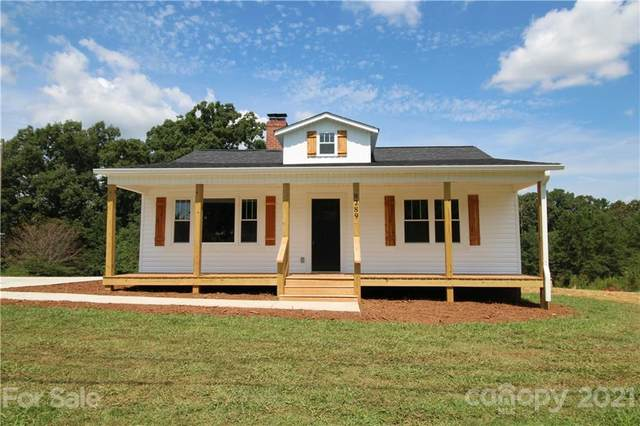 8289 Mount Harmony Road, Connelly Springs, NC 28612 (#3786841) :: DK Professionals