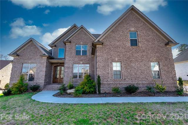 723 Players Ridge Road, Hickory, NC 28601 (#3786865) :: Carlyle Properties