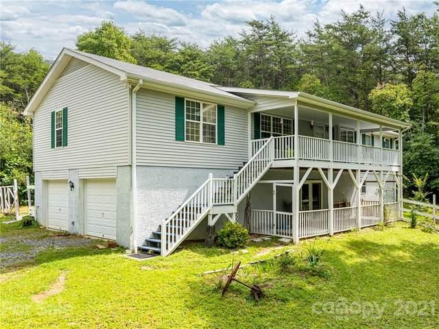 68 Bald Rock Road, Balsam Grove, NC 28708 (#3786914) :: Carver Pressley, REALTORS®
