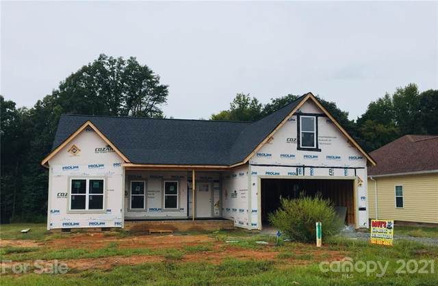 1205 Stonewyck Drive #75, Salisbury, NC 28146 (#3786921) :: Besecker Homes Team