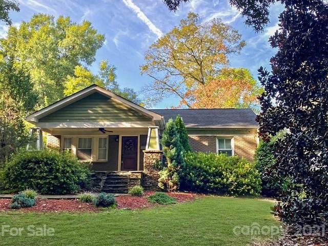 819 Spruce Street, Charlotte, NC 28203 (#3786943) :: High Performance Real Estate Advisors