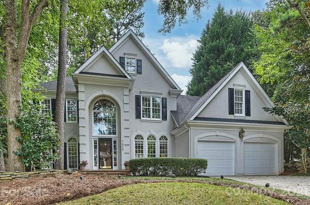 7430 Newmans Ridge Court, Charlotte, NC 28270 (#3786945) :: Keller Williams South Park