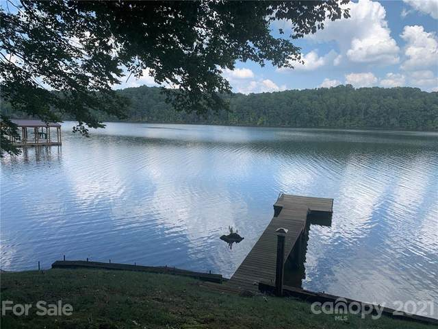 5200 Overlook Drive, Claremont, NC 28610 (#3786946) :: High Performance Real Estate Advisors