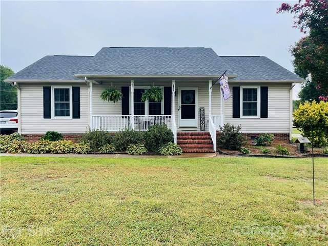 105 Lakewood Drive, Kannapolis, NC 28081 (#3786955) :: Besecker Homes Team