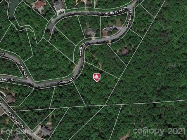 LOT 45 Lakewood Drive, Lake Lure, NC 28746 (#3786959) :: The Ordan Reider Group at Allen Tate