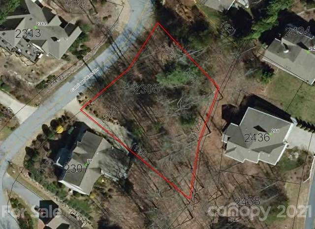 0000 Carriage West Drive #2305, Hendersonville, NC 28791 (#3787029) :: Besecker Homes Team