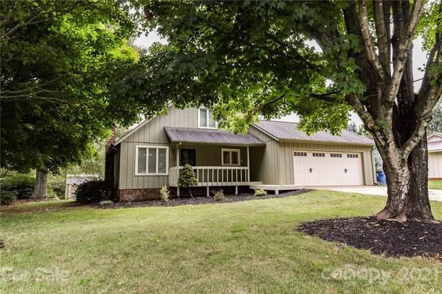4995 Forest Ridge Drive, Hickory, NC 28602 (#3787057) :: The Kim Hamrick Team