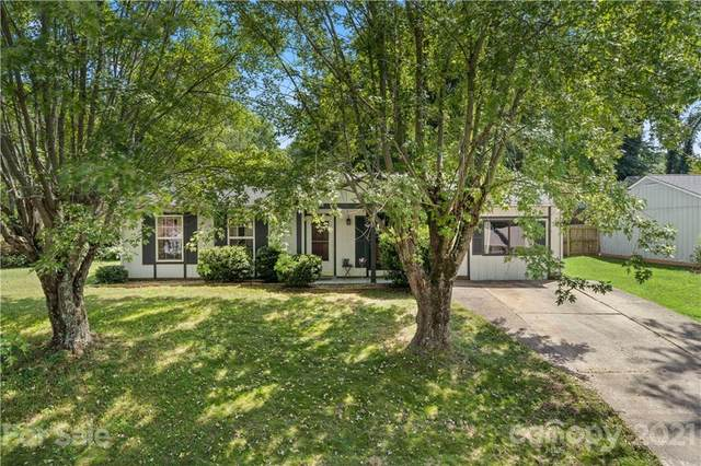 61 Tipperary Drive, Asheville, NC 28806 (#3787060) :: Homes Charlotte