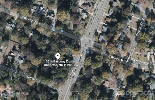 3514 Eastway Drive 27 & 28, Charlotte, NC 28205 (#3787088) :: Mossy Oak Properties Land and Luxury