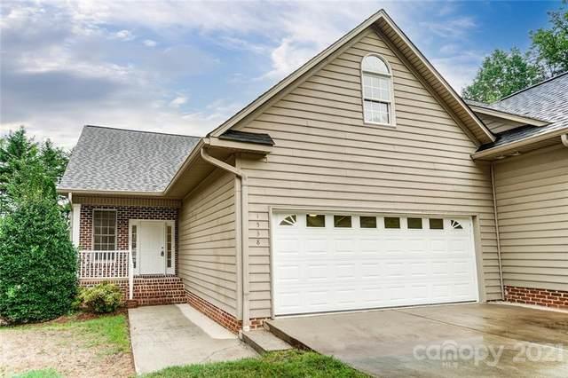 1538 Forest Park Drive, Statesville, NC 28677 (#3787125) :: Keller Williams Realty Lake Norman Cornelius