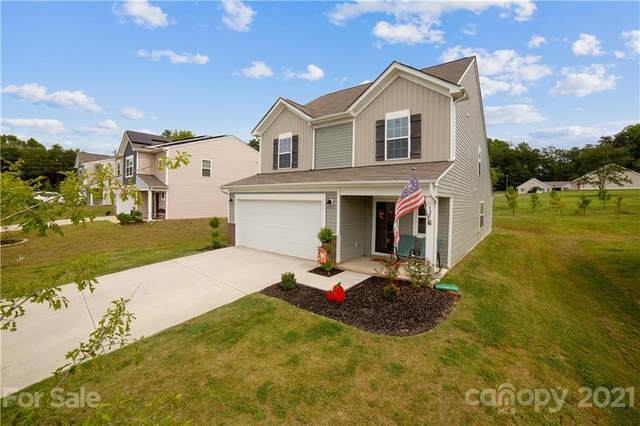 125 Gray Hawk Drive #7, Rockwell, NC 28138 (#3787132) :: Odell Realty