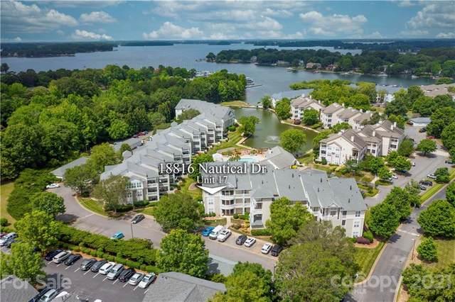 18816 Nautical Drive #17, Cornelius, NC 28031 (#3787185) :: Cloninger Properties